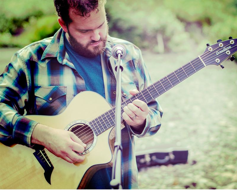 COURTESY PHOTO: BENTBEAT PRODUCTIONS - A sixth-generation Oregonian, Dustin Rose is a longtime performer and music teacher at Multnomah Learning Academy.