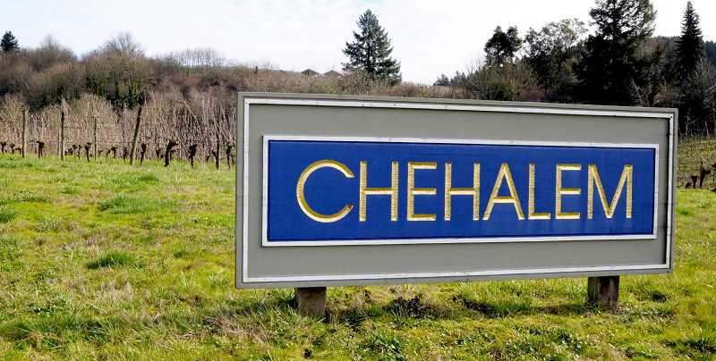 GARY ALLEN - Bill Stoller had purchaded Harry Peterson-Nedry's interest in Chehalem Winery in Newberg.