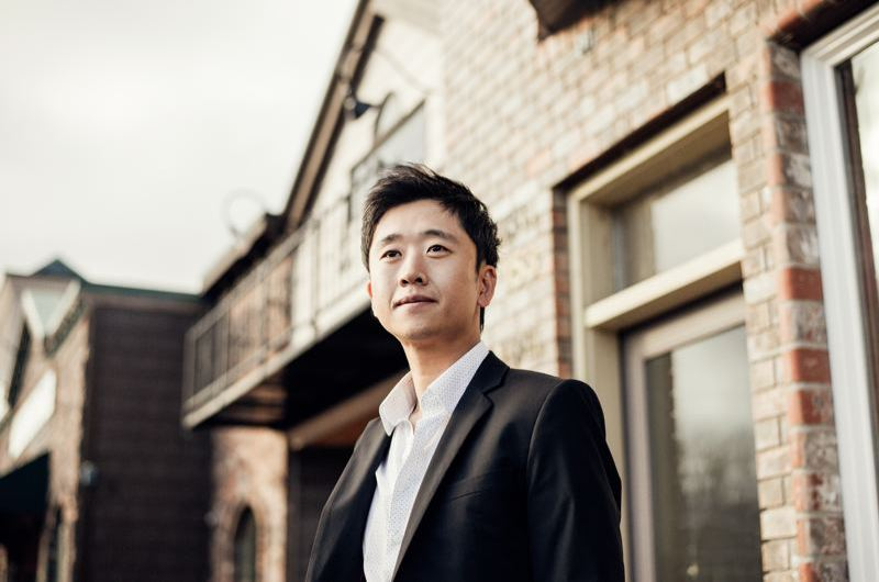 FILE PHOTO - Justin Hwang, Republican challenger for House District 49.