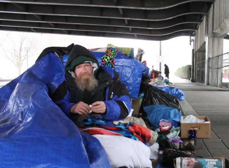 PORTLAND TRIBUNE FILE PHOTO - Oregon Harbor of Hope continues working to provide homeless services.