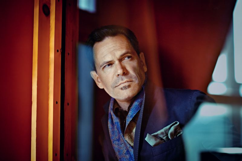 COURTESY: ANNA WEBBER - The PDX Jazz Festival celebrates famous singers, and Kurt Elling (left) and special guests pay tribute to the late Jon Hendricks.