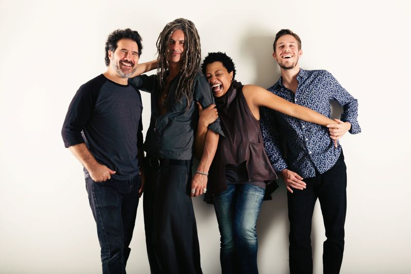 COURTESY PHOTO - Lisa Fischer & the Grand Baton (above) play a double bill with Tahirah Memory in the PDX Jazz Festival.