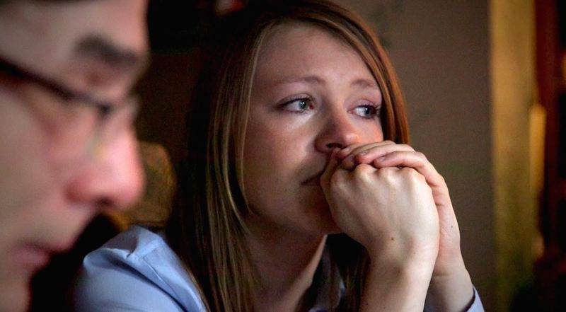 COURTESY: NORTHWEST FILM CENTER - The documentary '101 Seconds' examines the 2012 Clackamas Town Center shooting and its effect on families of victims, including Jenna Yuille, daughter of Cindy Yuille.
