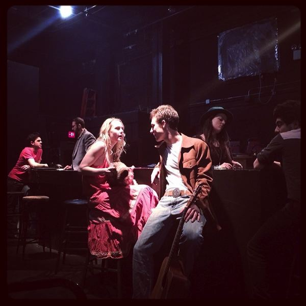 COURTESY: STUMPTOWN STAGES - Stumptown Stages puts on 'Folk City: The Musical,' Feb. 15-March 4. It's about the cultural scene of Greenwich Village of the 1960s.