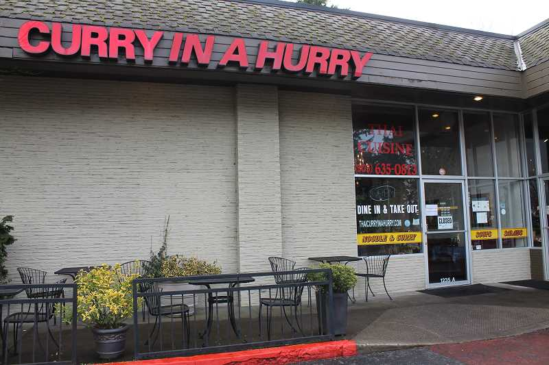 REVIEW PHOTO: ANTHONY MACUK - Paul Jumroon, the former owner of Curry in a Hurry in Lake Oswego, pleaded guilty to using forced labor at the restaurant. The popular dining spot has been under new management since 2016..