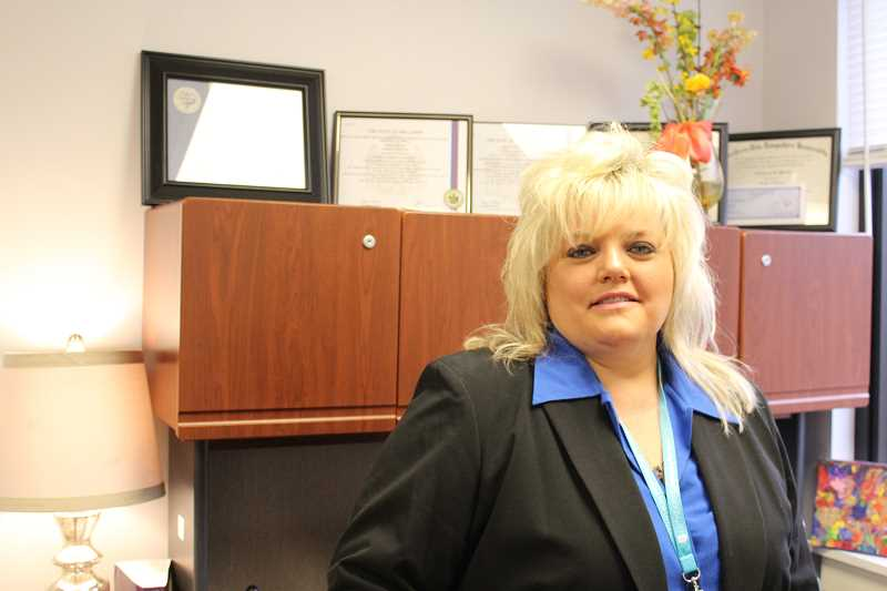 JASON CHANEY - Laura Placek took over as Crook County Mental Health Director two weeks ago.