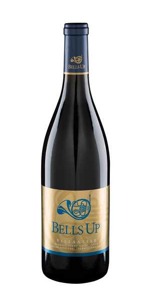 Bells Up Villanelle Reserve Pinot Noir was Barb Randalls choice for the Valentines Day dinner she had with her husband, Mark. She will also serve it for Easter paired with lamb.