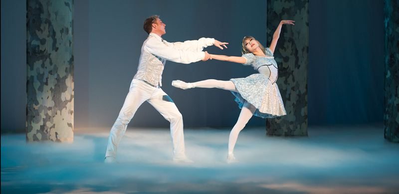 COURTESY: WASHINGTON BALLET - Septime Webre created the ballet 'Alice (the wonderland' in 2012, and it has been staged to rave reviews. Oregon Ballet Theatre performs the ballet Feb. 24-March 4 at Keller Auditorium.
