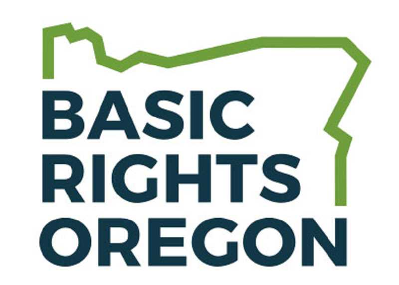 SUBMITTED LOGO - Basic Rights Oregon will conduct a conversation and training in Madras on Feb. 24.