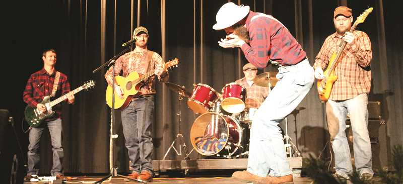 CENTRAL OREGONIAN - The Prineville Follies will feature two dozen acts that focus on everything from music and dance to drama. The theme of the event is 'Fabulous '40s Radio Hour.'
