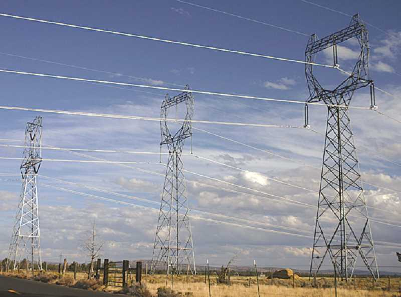 CENTRAL OREGONIAN - The Crook County area has 400 megawatts of power available, however, only 150 megawatts is available without conditions associated with catastrophic events that knock out major transmission lines.
