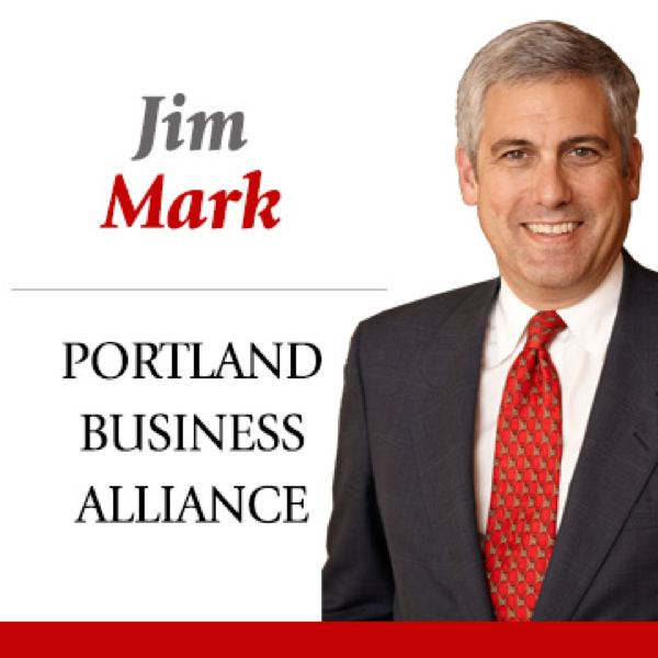 PAMPLIN MEDIA GROUP - Jim Mark of the Portland Business Alliance
