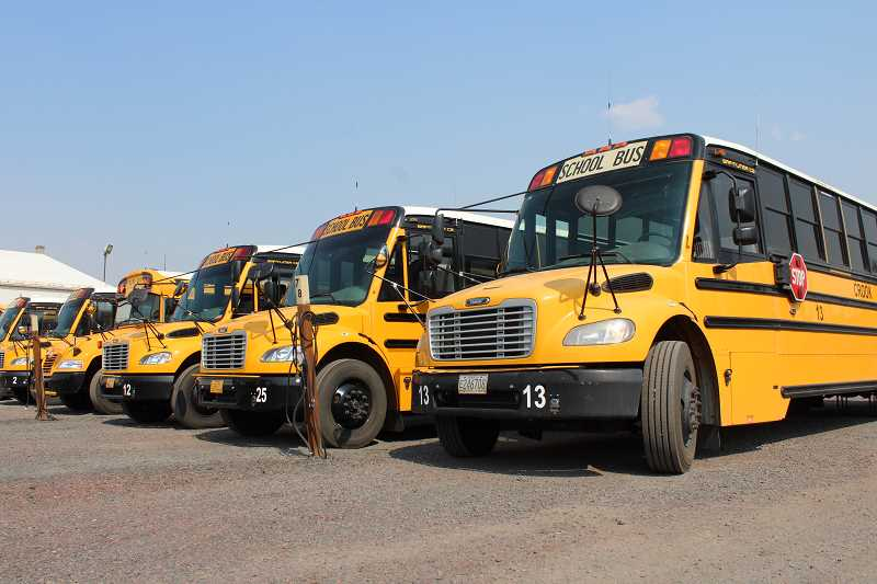 CENTRAL OREGONIAN - Crook County School District now has a bus driver for every route.