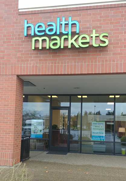 HealthMarkets Insurances opened up on March 1.