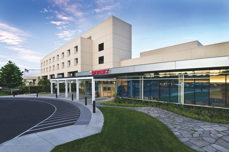 CONTRIBUTED PHOTO: LEGACY MOUNT HOOD MEDICAL CENTER - Legacy Mount Hood Medical Center