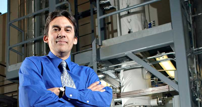 SUBMITTED PHOTO  - Jose Reyes, professor emeritus of nuclear engineering at Oregon State University, and founder of NuScale Power, has been elected to the National Academy of Engineers. He will be inducted in a ceremony to be held Sept. 30 in Washington, D.C.