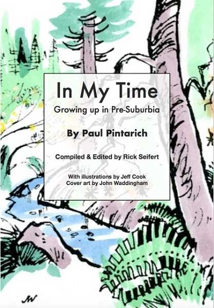 SUBMITTED PHOTO: RICK SEIFERT - Paul Pintarich's book describes pre-suburbia in Portland.