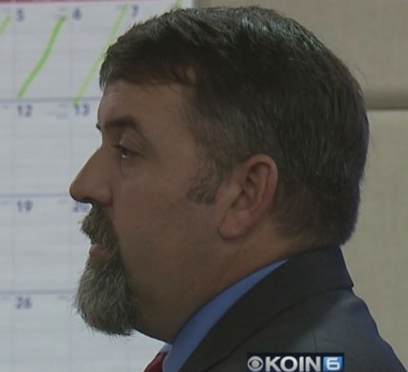 KOIN 6 NEWS - Randall Brown at a previous hearing.