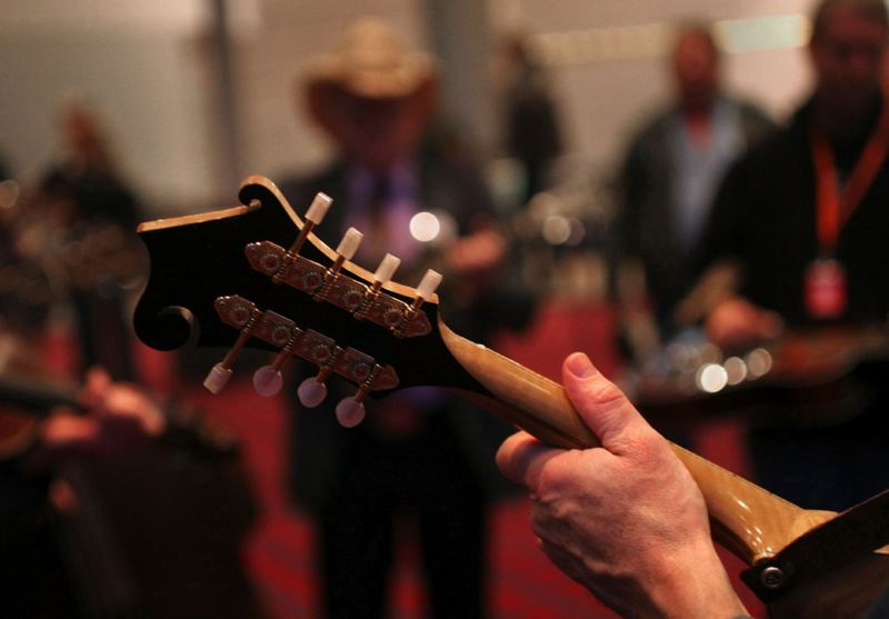 PAMPLIN MEDIA GROUP FILE PHOTO - Local musicians can submit their music to a new Multnomah County Library online collection. Musicians can submit music until March 14.