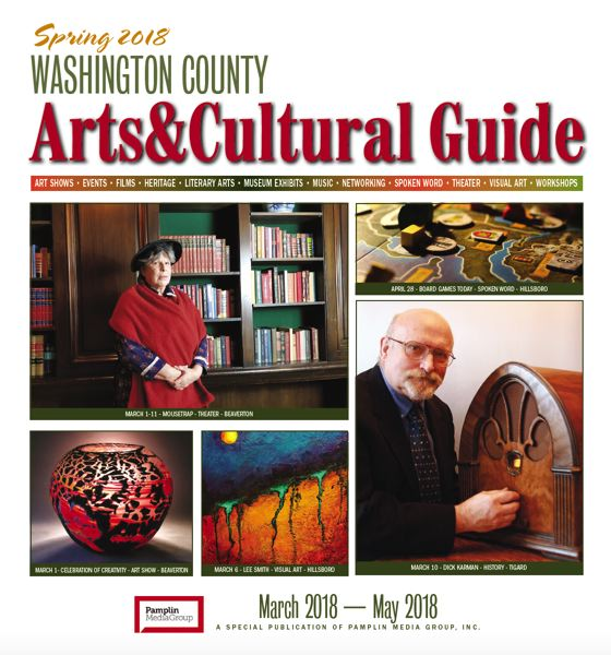 Washington County Springs Arts Guide 2018