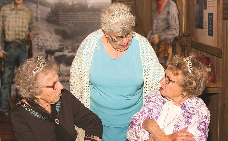 E.J. CORONADO/SPECIAL TO THE CENTRAL OREGONIAN
