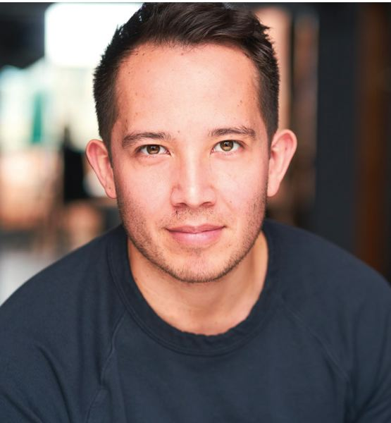 COURTESY - Actor Joseph Morales plays Alexander Hamilton. Of the play, Morales says that Lin-Manuel Miranda 'wrote a story about humanity at a time the world needs to be reminded that we are all searching for the same things.'