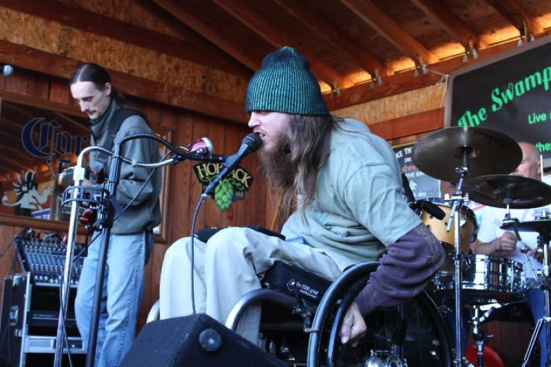 SUBMITTED PHOTO - Johnny Wheels is a singer, songwriter and harmonica player inspired by the soul of the Pacific Northwest.