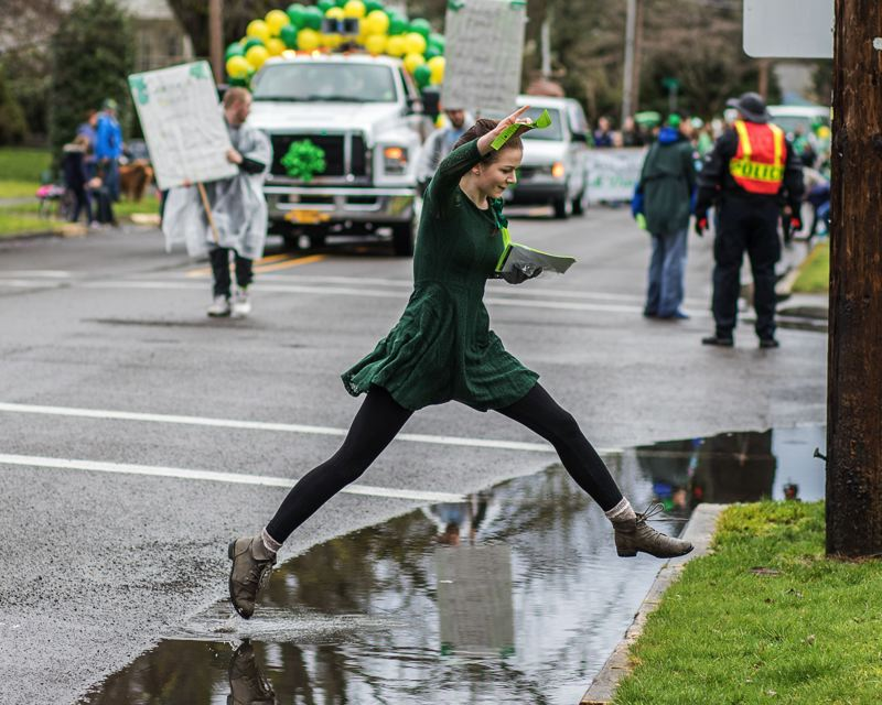 FILE PHOTO - The Murphy's Furniture St. Patrick's Day Parade is a spring tradition in Hillsboro, now entering its 39th year.