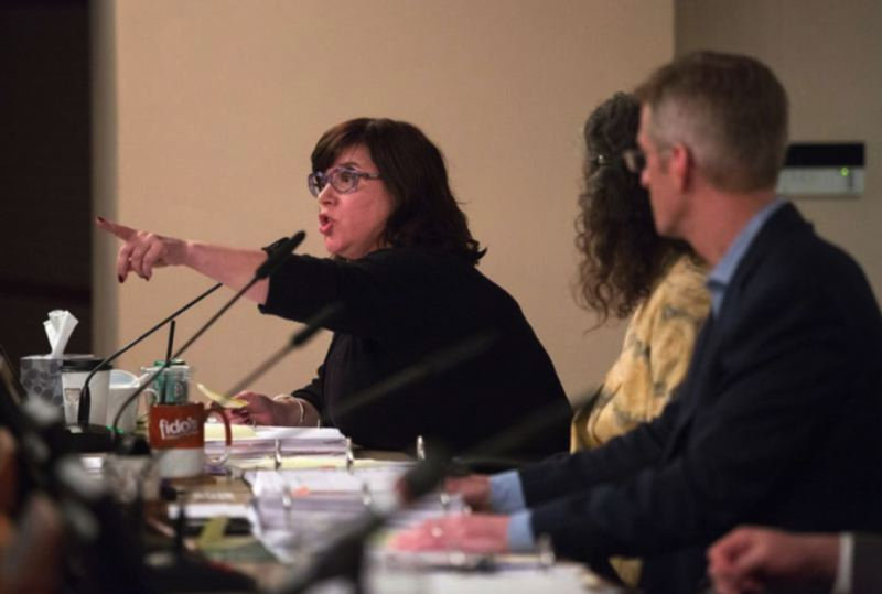 FILE PHOTO - Portland city Commissioner Chloe Eudaly.