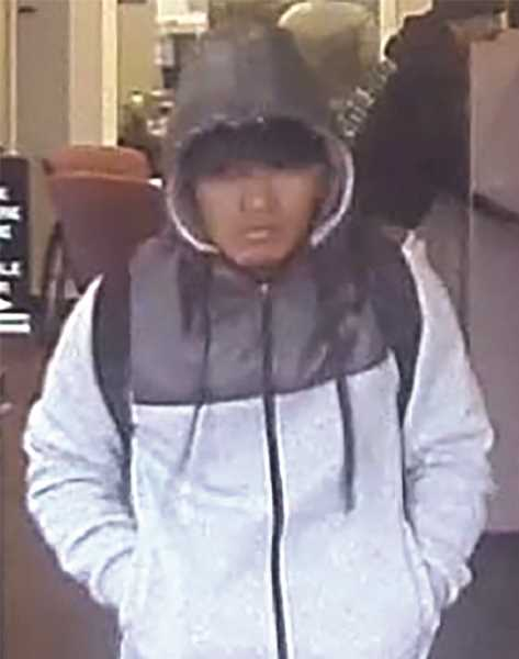 The unknown bank robber hit a Canby branch in October. Since, he has been connected to multiple bank robberies.