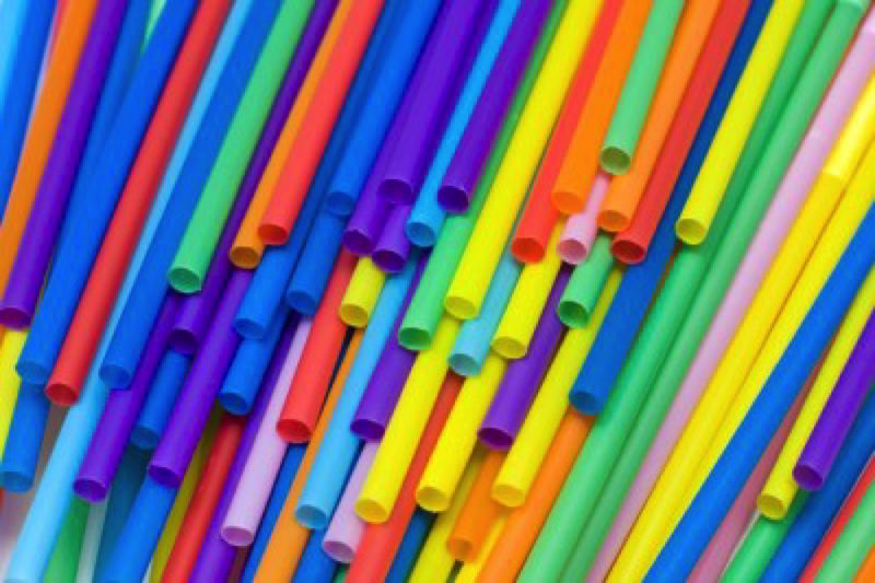 HORIA VARLAN, FLICKRCC. - The average American uses more than 38,000 straws over a lifetime without thinking about the implications of all this plastic going to waste and polluting our oceans.