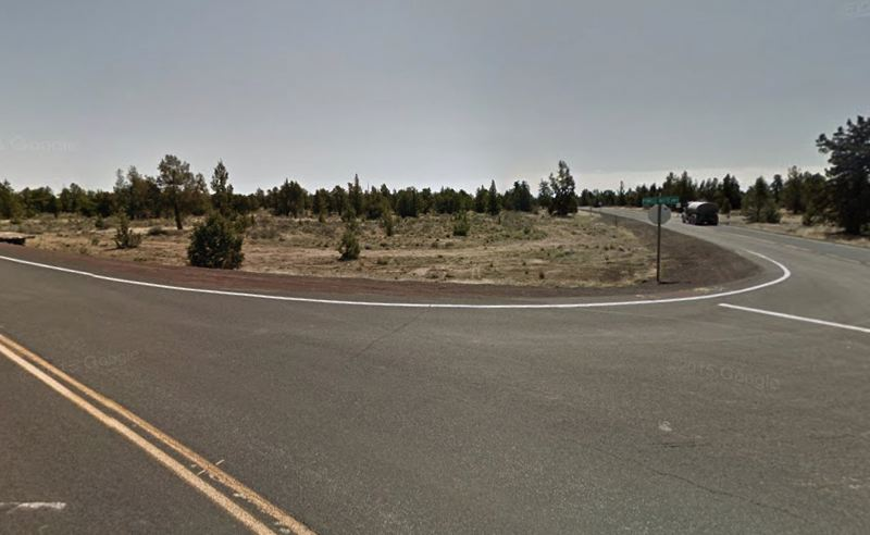 COURTESY GOOGLE MAPS - Powell Butte Highway near McGrath Road in an undated photo.