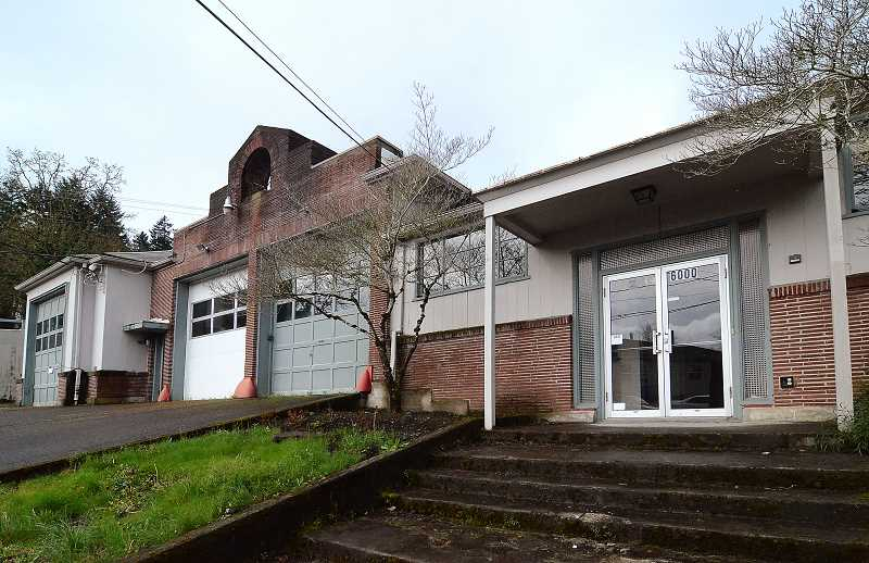 TIDINGS FILE PHOTO - The future of the old Bolton fire station has prompted continued continued debate within the City Council as it decides what should be prioritized with potential bond funding.