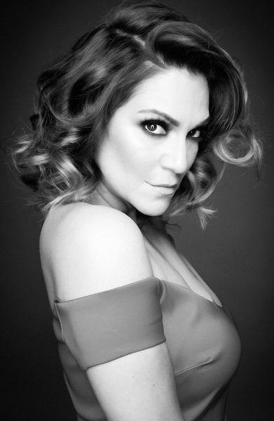 PHOTO: SHOSHANA BEAN - Broadway star Shoshana Bean will sing in concert at Beaverton High School as a fundraiser for the performing arts program.