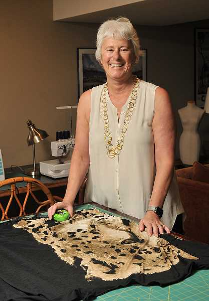 FILE PHOTO: VERN UYETAKE - Lake Oswego fashion designer Joan Robbins will tell how she discovered her passion and give tips on rediscovering yourself at the Lake Oswego Womens Coalition meeting March 21 at The Stafford. Call for reservations.