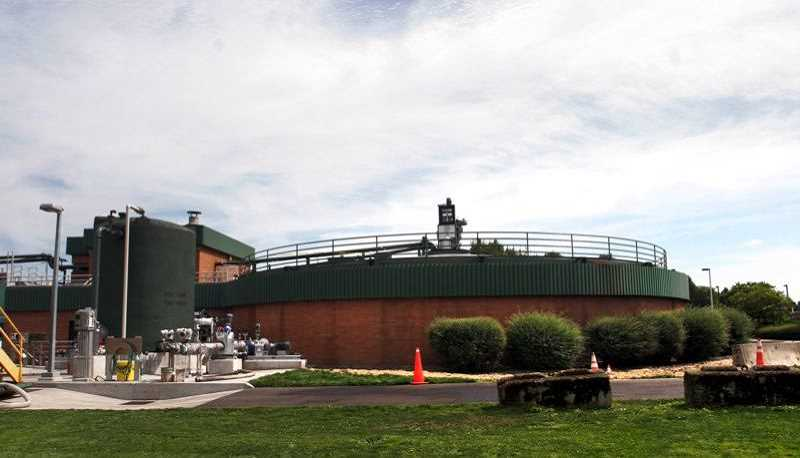 OUTLOOK FILE PHOTO - Greshams Wastewater Treatment Plant will have a new operator thats expected to lower costs for residents.