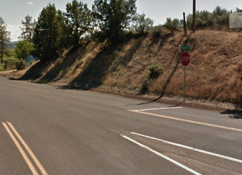 COURTESY GOOGLE MAPS - Northeast McKay Creek Road near Northwest Gerke Road is shown here.