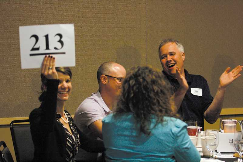 INDEPENDENT FILE PHOTO - This year's North Marion Auction is March 17.