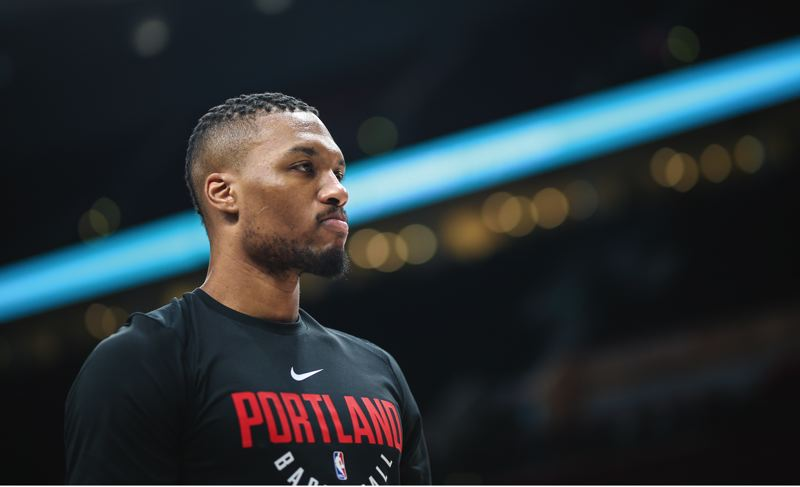 PORTLAND TRIBUNE: DAVID BLAIR - Damian Lillard says being the Portland Trail Blazers franchise player is about more than making baskets and includes having n impact on the city.