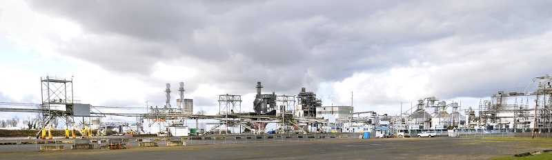 GARY ALLEN - The former newsprint mill in Newberg has been closed since Westrock, the Georgia-based paper and packaging giant, purchased the facility in fall 2015.