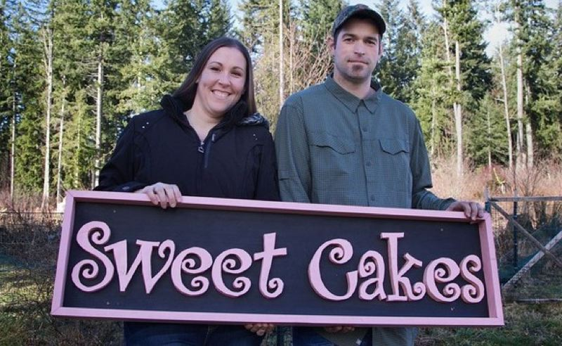 FILE PHOTO - The Sweet Cakes bakers.