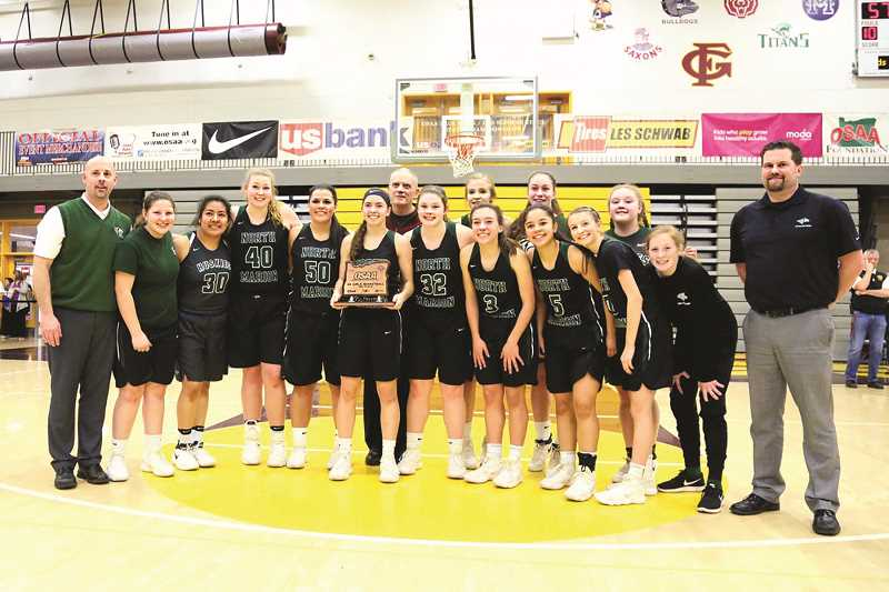 JO WHEAT - The Huskies' third-place finish is the program's best showing at the state tournament since winning the AA State Championship in 1983.