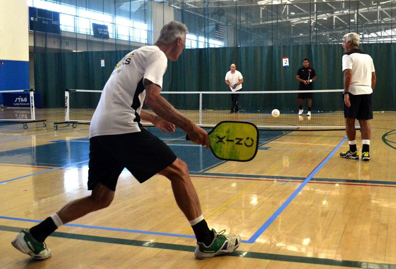 COURTESY: STATE GAMES OF OREGON - Pickleball is among the sports contested during the State Games of Oregon, which are slated to return in July.