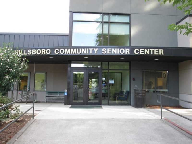 COURTESY PHOTO: CITY OF HILLSBORO - The Hillsboro Community Senior Center hosts a weekly bingo night that serves as a community fundraiser.