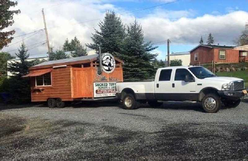 SUBMITTED PHOTO: CHERYLLANN ROGERS - The Colton Cook Shack will open March 23.