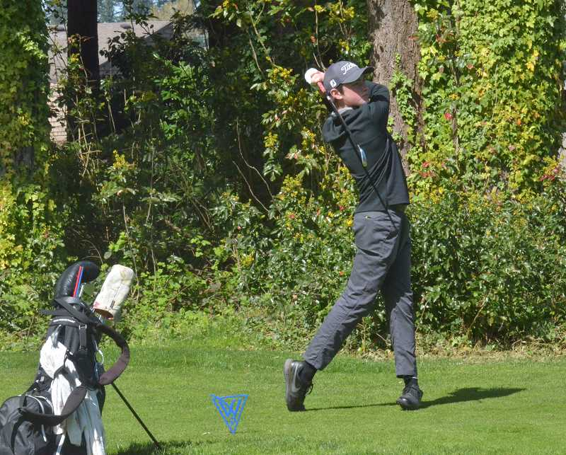 ARCHIVE PHOTO - Sam Krauss returns to the golf team to chase the top spots in the league.