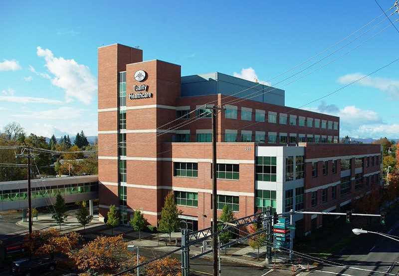 FILE PHOTO - Tuality Healthcare plans to open a new geriatric psychiatry treatment facility at Tuality Community Hospital in Hillsboro next year. The company announced Monday the 'unanticipated' closure of its existing facility in Forest Grove effective this week.