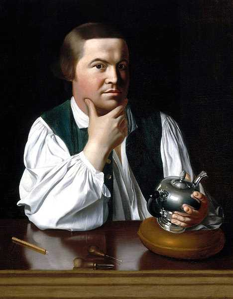 Paul Revere will be one of the topics of the final Revolutionary War discussion Wednesday at the library.
