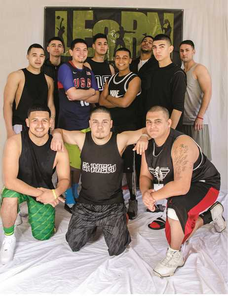FILE PHOTO - The Oregon Latino Basketball Tournament began in 1983 and has since grown to attract dozens of teams and hundreds of players across the Pacific Northwest.