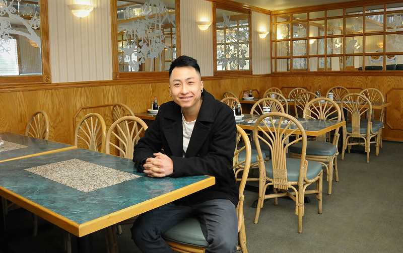 GARY ALLEN - Chan's of Dundee Chinese Restaurant will re-open in early April under the new ownership of Hong Jie Chen.